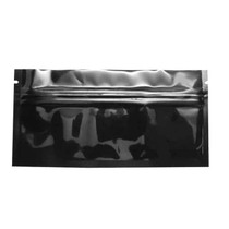 5.75″ X 2.875″ Barrier Flat Pouch – Clear/Black (2000/Case)