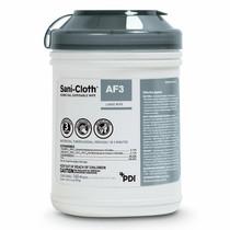 pdi Sani-Cloth AF3 Germicidal Disposable Wipes, Large PDI P13872 - 165 count