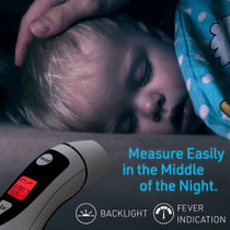 Baby Forehead and Ear Thermometer - iProven DMT-489