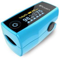 Pulse Oximeter Fingertip O2 Saturation Monitor - iProven OXI-33