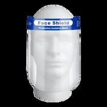 Dentac 906000 UltraFace PPE Protective Barrier Anti-Fog Face Shield Mask