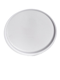 White PVC 48 mm sealing disc - Pack of 500