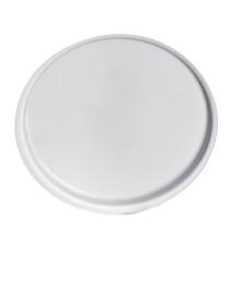 White PVC 48 mm sealing disc - Pack of 500