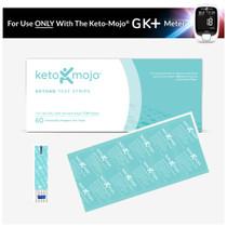 GK+ Ketone Test Strips (60 pack)