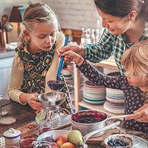 Food Filter Mesh, Jam Straining Set Strainer Wine Filter Mesh Compatible with 5 Inch Kitchen Funnel for Filtering Juice, Wine, Milk, Soy Milk (Funnel 7 in 1)