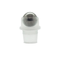 Pack of 144, Stainless Steel Roll-on Balls for 10 ml and 5 ml bottles