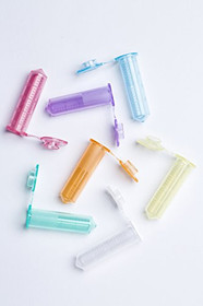 2.0ml Microcentrifuge Tubes, Assorted, Boilproof, Polypropylene, 1 Bag of 500 Tubes/Unit