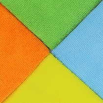 150 Pack - SimpleHouseware Microfiber Cleaning Cloth, 4 Colors