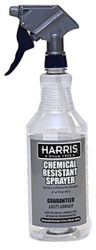 Chemically Resistant Professional Spray Bottle, 32oz (1-Pack)