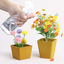 4 Pieces Plant Mister Spray Bottle, 7oz Fine Mist Plastic Spray Bottle for Cleaning Solution Gardening Trigger Water Empty Sprayer