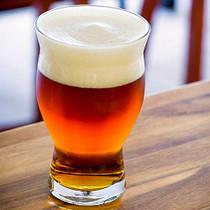 16 Ounce Craft Beer Glasses, Set Of 6 Narrow Base Stout Beer Glasses - Flared, Dishwasher Safe, Clear Crystal Glass Crystal Beer Glasses, Lead Free, For Beers, Ales, Or Cocktails - Restaurantware