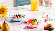 13 oz Unbreakable Premium Bowls - Set of 6 - Tritan Plastic - BPA Free - Dishwasher Safe