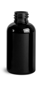 2 oz Black PET Round Bottles (Bulk), Caps NOT included - Case of 1350