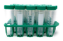 SPL 50ml Conical Centrifuge Tube PP/HDPE with PP Racks, Sterile,Non - pyrogenic, Non - cytotoxic, DNase/RNase - Free, Human DNA - Free (12 Racks (300 Tubes))