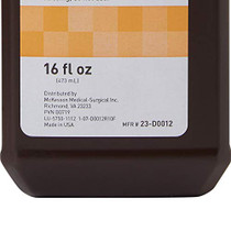 McKesson Antiseptic Hydrogen Peroxide 3% Strength 16oz Bottle (12 Bottles)