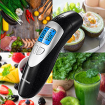 Portable Ketone Meter, Ketone Breath Analyzer Digital Ketone Breath Tester for Ketosis Testing with 10 Mouthpieces