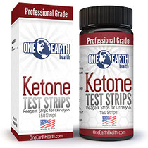 Ketone Strips (USA Made, 150 Count): Accurate Ketosis Urine Test Strips For Keto Diet and Ketogenic Measurement. Lose Weight With Confidence.-1634329251