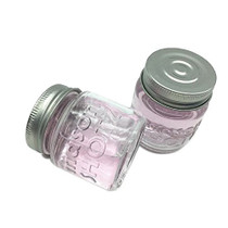 2 oz, Mason Jar Shot Glasses with Lids (Set of 8)                  Mini Mason Shooter Glass