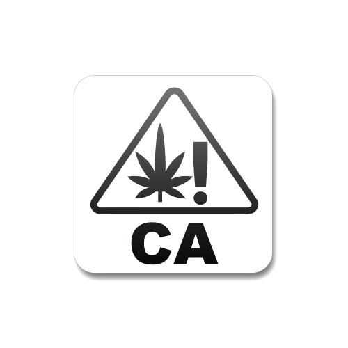 California Universal Product Symbol - 1,000 Count
