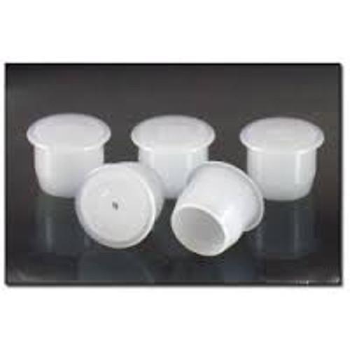Orifice Reducer -Cap Size: 13-425 - Pack of 144 fits 1/4, 5/8 & 1 dram Vials