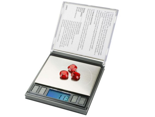 American Weigh Scales CD Series Compact Gram Digital Pocket Scale, 1000 X 0.1G
