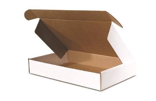 9 x 6-1/4 x 2 Inches Front Lock Deluxe Literature Mailer, 50-Count