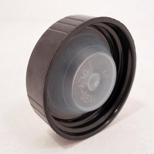 38-400  Neck 38mm Poly Seal Screw Caps (fits most 1/2 & 1 gallon jugs)