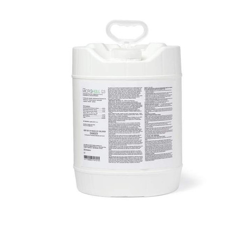 Medline Micro-Kill Q3 Concentrated Disinfectant, Cleaner & Deodorizer - 5 Gallon Bucket