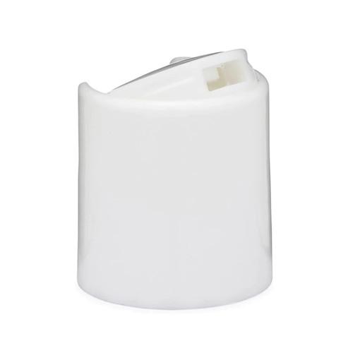 lastic Caps, White