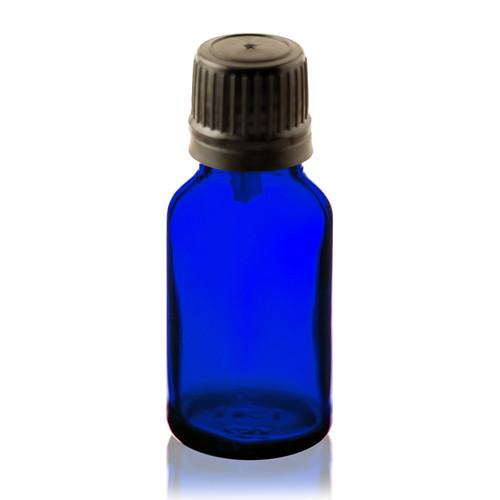 Euro Dropper Bottles 30 ml Cobalt BLUE