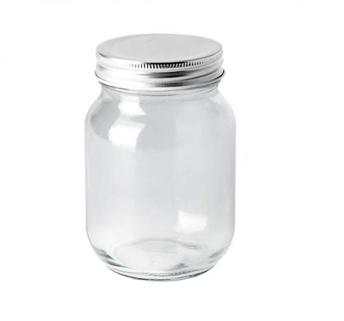 16 oz clear glass