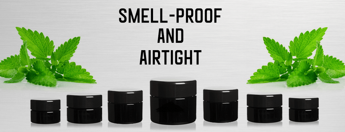 Smell-proof