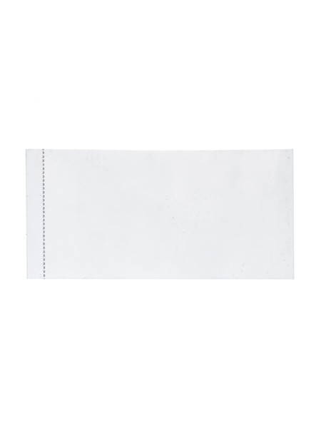 97x45 Clear Pvc Non Perforated Shrink Band Pack Of 250
