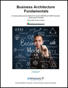 Elements of Business Architecture Fundamentals