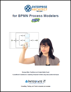 Enterprise Architect for BPMN Process Modeling
