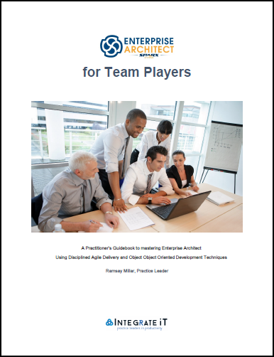 Enterprise Architect for Team Playrs