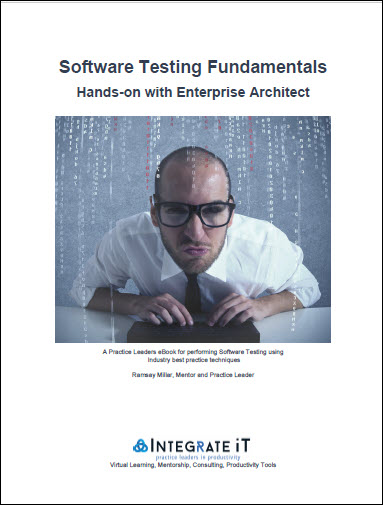 Software Testing Fundamentals Hands-on with Enterprise Architect