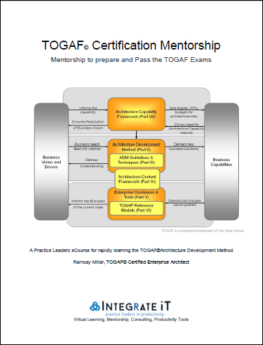 TOGAF® Certification Mentorship