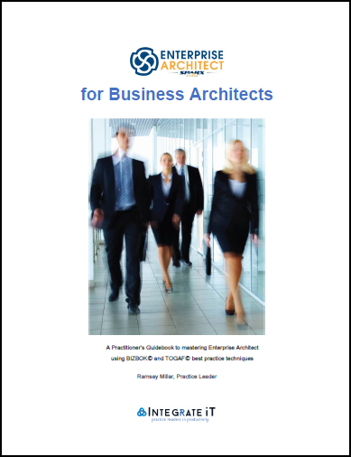 Enterprise Architect for Business Architects