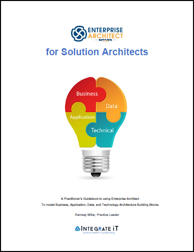 Enterprise Architect for Business Architests
