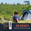 KING cell boosters are compatible with 5G, LTE, 4G, and 3G technologies. No expensive upgrades required, just set up your cellular signal booster and start talking or browsing at lightning fast speeds. Invest in a KING cell phone repeater that's compatible with the latest tech.