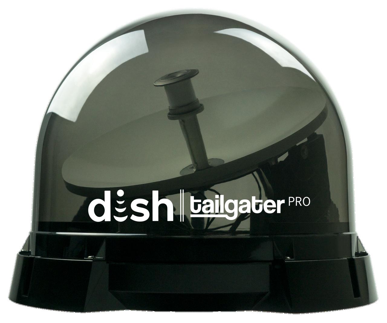 DISH Tailgater® Pro Premium Satellite Antenna Bundle
