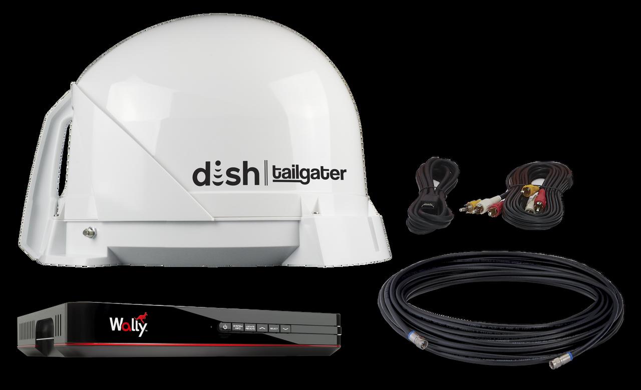 DISH Tailgater® Satellite Antenna Bundle