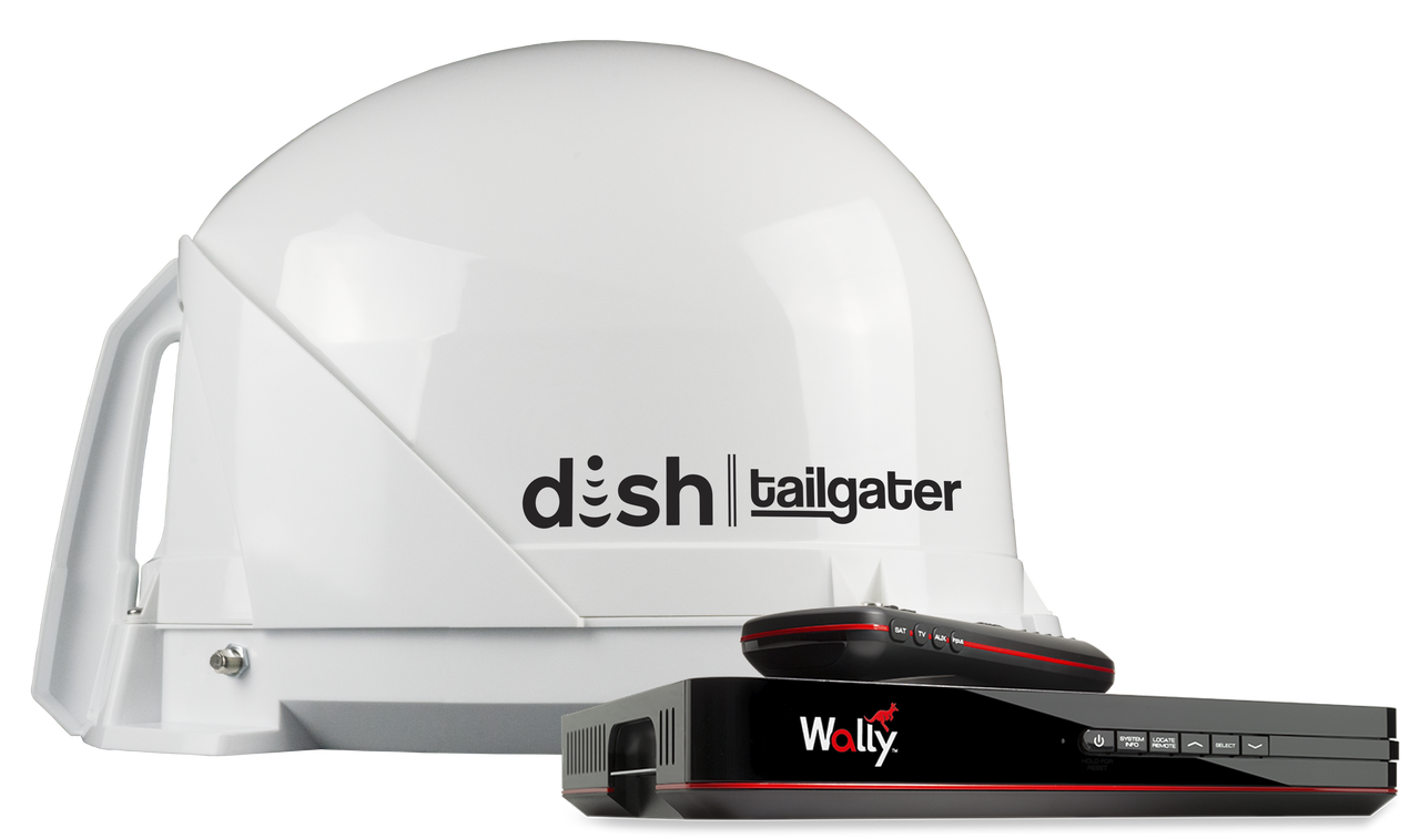 DISH Tailgater® Satellite Antenna Bundle
