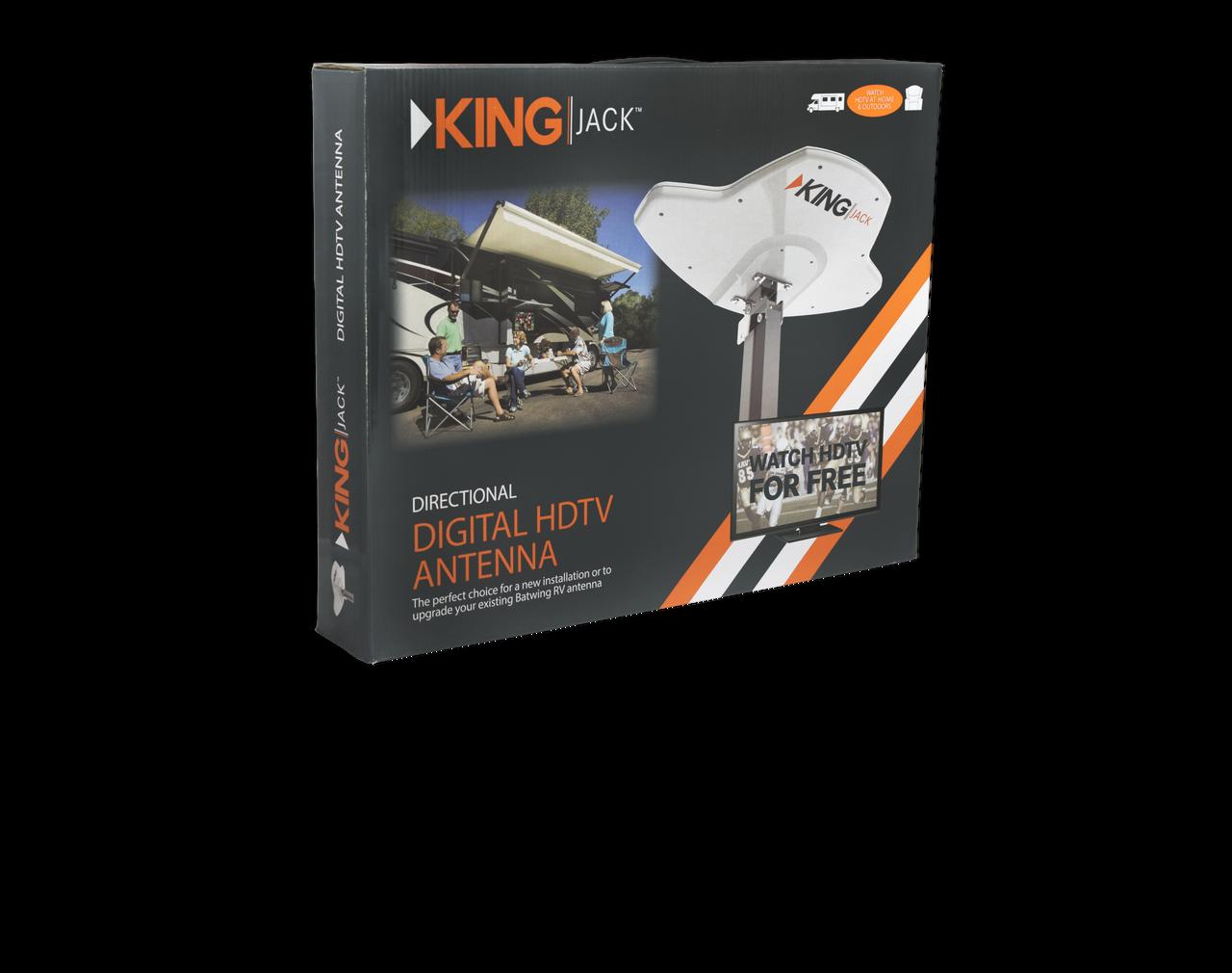 KING Jack™ OTA HDTV Home/RV Mount