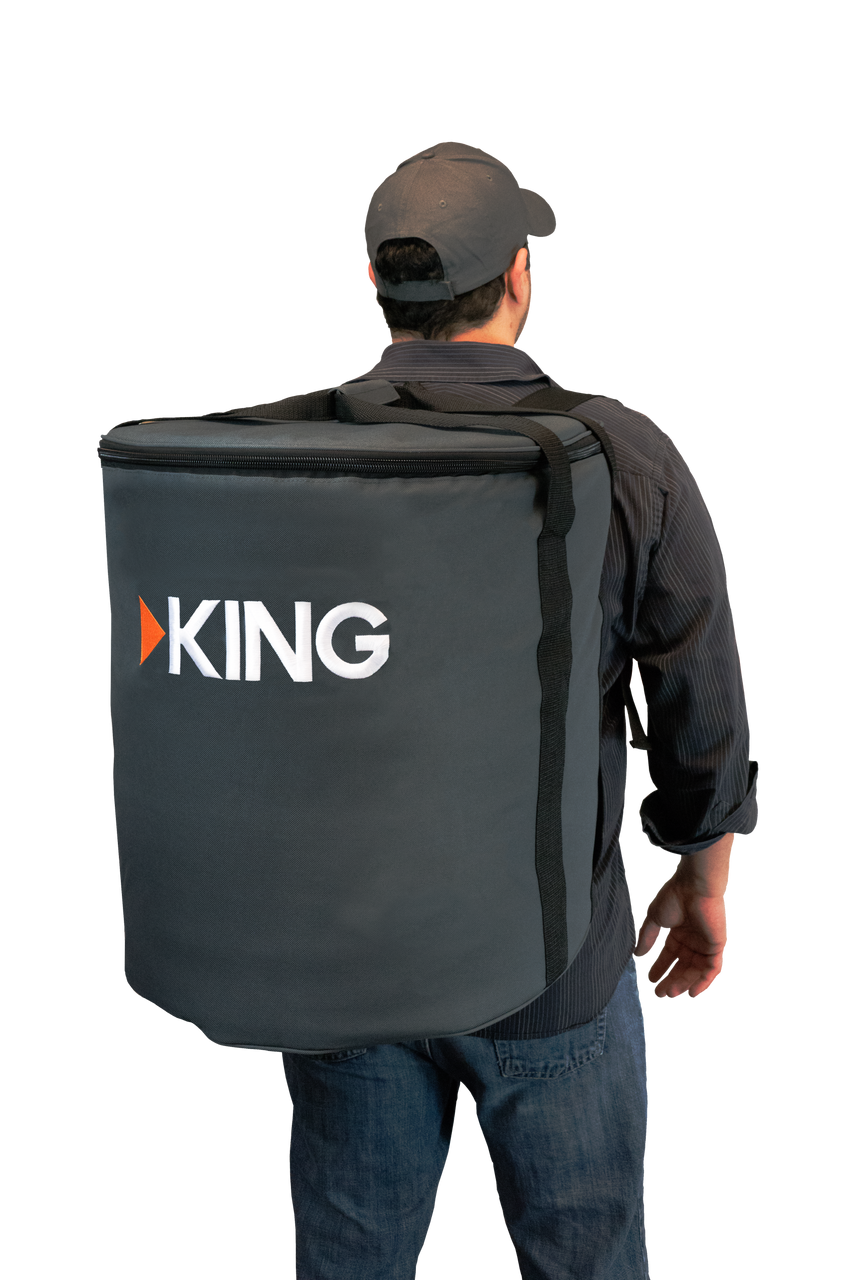 Portable Satellite Antenna Carry Bag