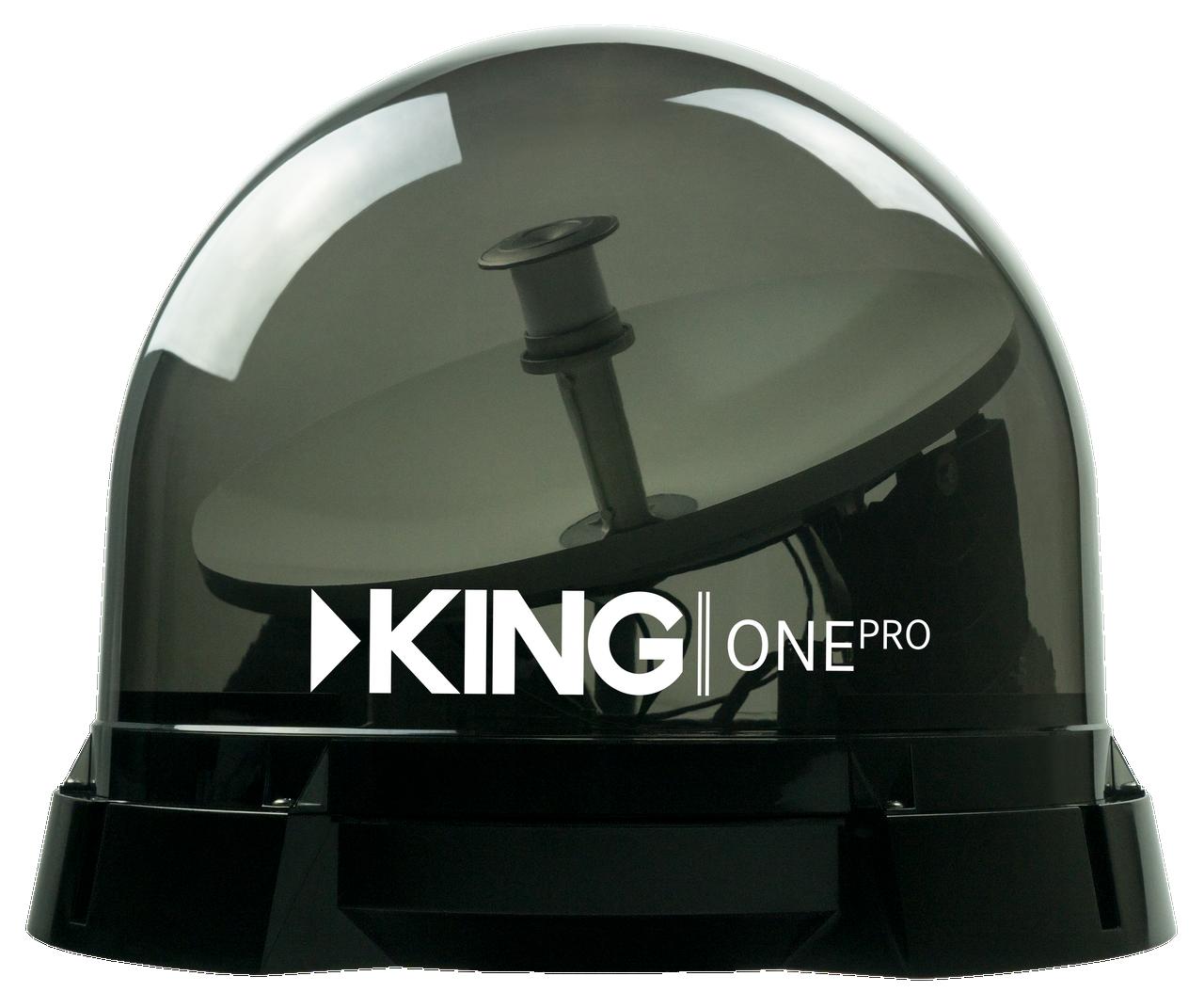 KING One Pro™ - Factory Refurbished - Premium Satellite Antenna