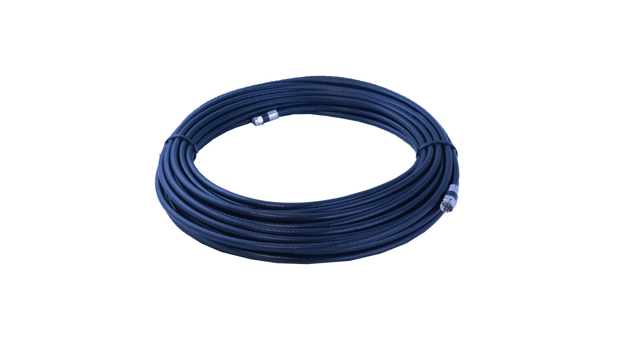 KING 50-foot Premium Coaxial Cable (F to F)