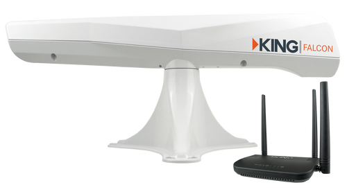 KING Falcon™ Directional Wi-Fi Antenna Bundle