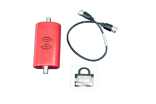 KING Portable Satellite Antenna Alarm